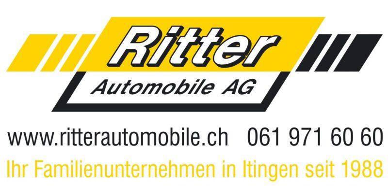 Werbeschild Ritter